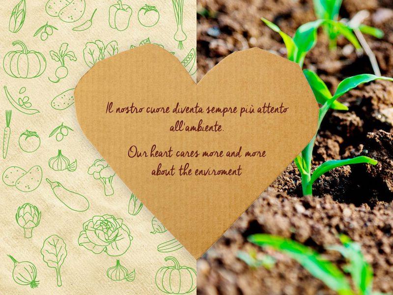 packaging biodegradabile e compostabile per GDOe Horeca Rotofresh Rotochef