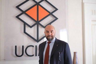Enrico Aureli Presidente UCIMA