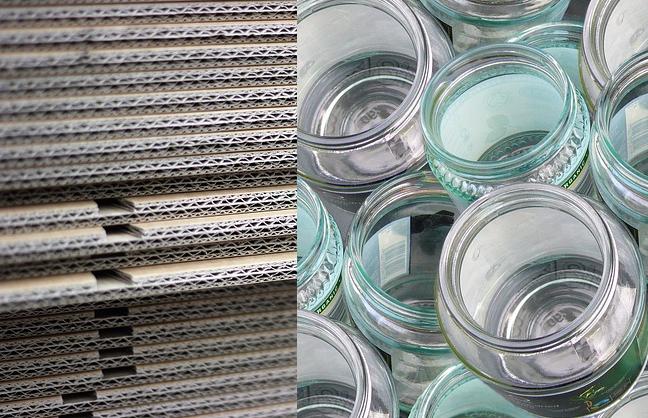 Imballaggi in carta e in vetro nuovo contributo CONAI