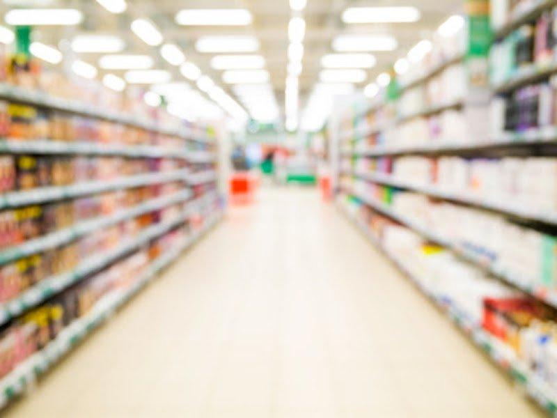 supermercati per acquisto beni di prima necessità