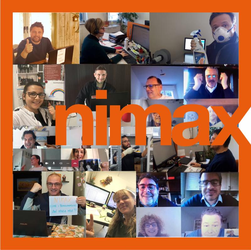 Nimax non si ferma per l'emergenza Coronavirus