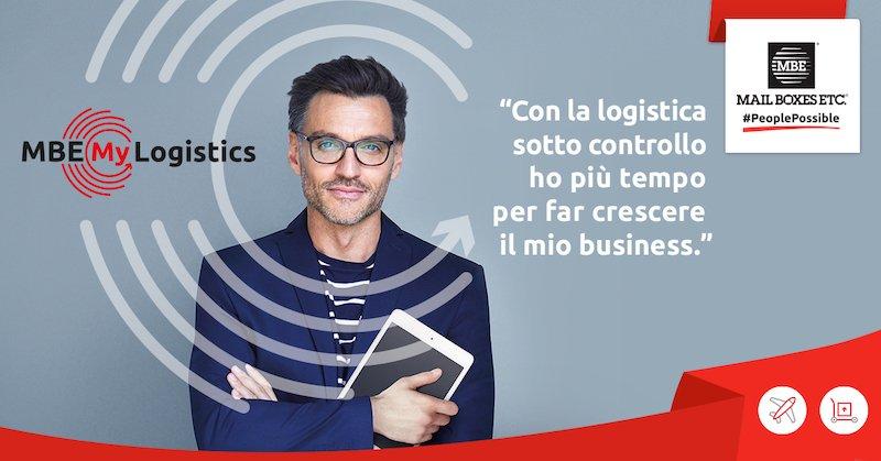 MBE MY logistics soluzioni legiste per le imprese