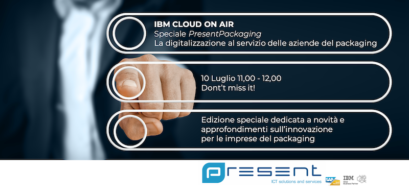 webinar PresentPackaging applicativi per aziende di packaging