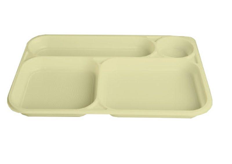 confezione monouso compostabile per alimenti