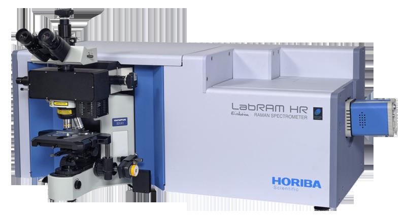Labram HR Horiba