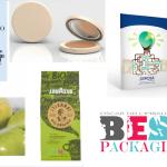 Best packaging: i 7 pack premiati dall'oscar dell'imballaggio 2020