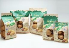 Nuovo packagung Sorma Group 100% in carta riciclabole per frutta e verdura
