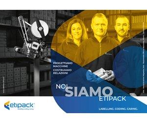 Etipack produzione sistemi per etichettatura industriale