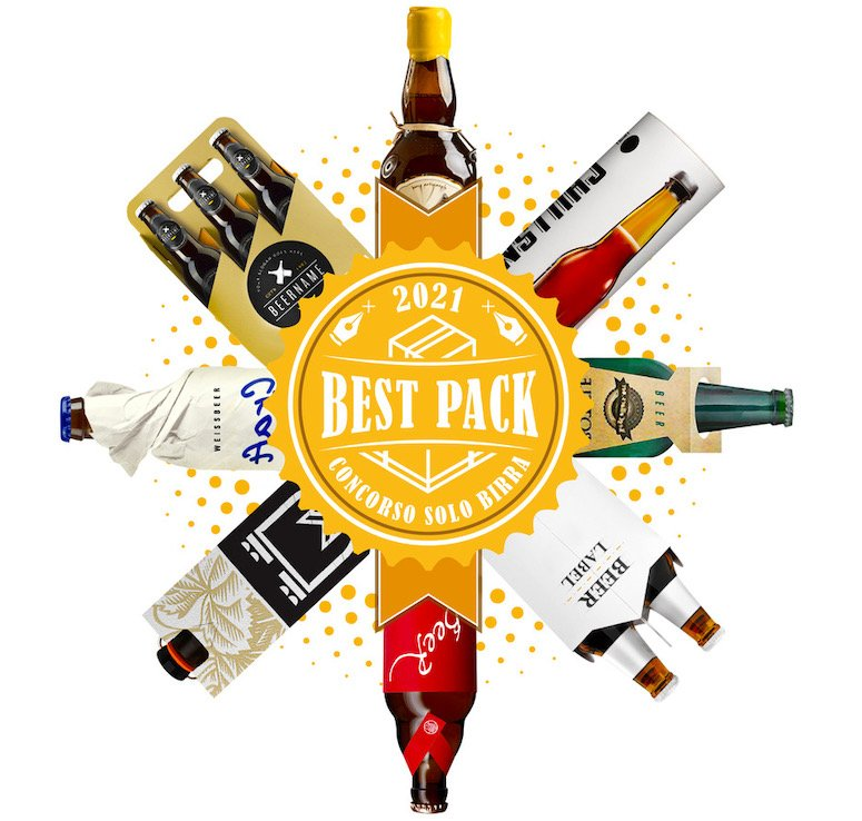 Best pack contest di solobirra che premia il miglior packaging