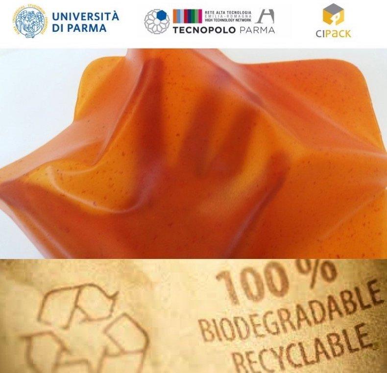 packaging sostenibile attività di ricerca Università di Parma