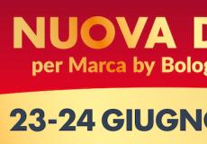 MarcaByBolognaFiere 2021 si svolgerà il 23 e 24 giugno